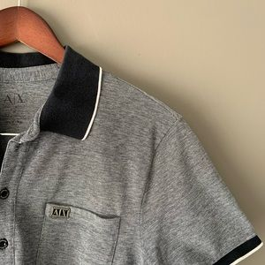🌵 2/$20 Armani Exchange Polo! 🌵